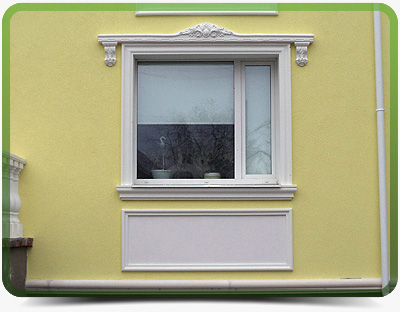 Фасадный декор дизайн – лепнина